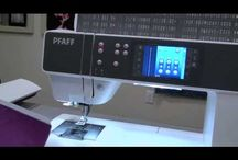Pfaff / Sewing and embroidery