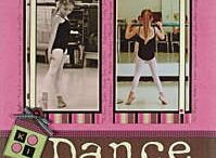 All Things Scrapbooking - Dance