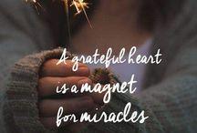 Gratitude Journal / gratitude list - journal - journaling - gratitude - be grateful - law of attraction - loa - the secret