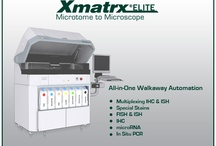 Xmatrx - ELITE / All-in-One Fully Automated System from Microtome to Microscope For the Molecular Pathology Laboratory of Today, Tomorrow and Beyond!