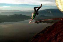 climb fall