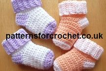 Baby knits/crochet patterns