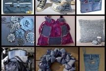stuff to do with old jeans....