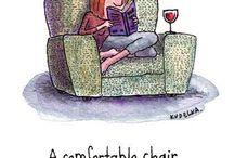 Drinks & books