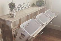 Laundry / Home ideas