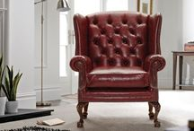 Belgravia - Traditional Leather Furniture / Take a look at our range of Belgravia traditional leather furniture. (Available in a variety of colours - please see the website for more options) - http://www.thomaslloyd.com/range/belgravia/
