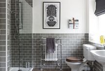 Home - Bathrooms / Bathroom decoration, design and furniture ideas and inspiration. Bathroom themes, storage and decorating ideas.