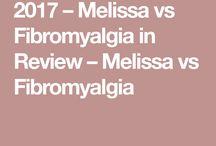 Melissa vs Fibromyalgia / All of my resources to help you fight Fibromyalgia, chronic pain, chronic fatigue and insomnia.
