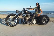 trike and bikes