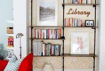 Library/shelving