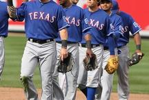 Rangers Baseball!!LOVE IT!! / by Vicki Mitchell