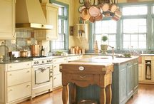 Nesting - Kitchen / by Corene McVeigh