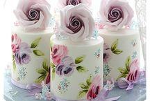 Painting Cake