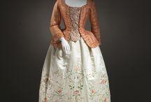 18 century clothing