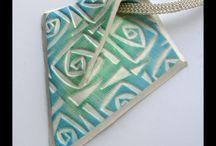 keramické šperky