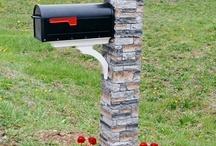 curb appeal / by Donna Frye