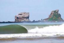 surf spots south america