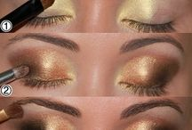 make up / by Judith Figueroa