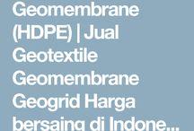 Jual Geomembrane HDPE Karpet Tambak Karpet Talang