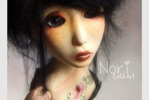 Art Dolls--Non Fantasy / by Cinthia Kasper
