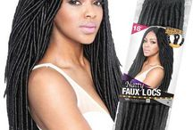 Isis Faux Locs