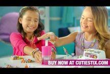 Cutie Stix Videos!