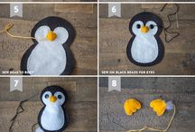 Craft stuffed animals