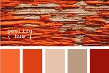Paleta de color living