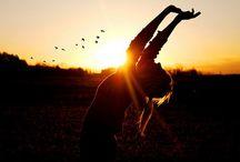 Yoga / Inspirasjon til yoga