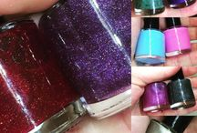 'Ard As Nails - Indie Nail Polish / Yep, I've got another new range this time of Indie Nail Polishes all handmade