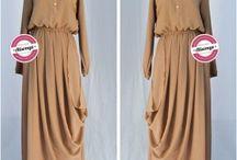 Baju Busui Breast Feeding Friendly / Koleksi dress untuk Ibu Menyusui