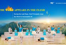 """Mighty To Save   """"During the Last Days, God Principally Uses the Word to Accomplish All"""""""