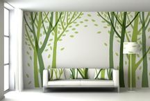 Creative wall painting