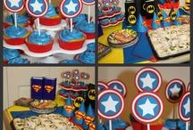 Marvel Party Ideas