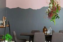 Стены и цвета