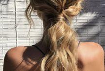 Bridesmaid hair! ❤️