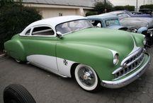 macchine anni 50
