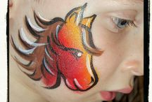 Animals / Animal Face Painting