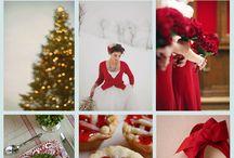Vánoční svatba - Christmas wedding