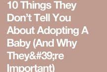 Adoption Resources | Tips / Resources from various websites we used for research, guidance, advice, & tips in prepping for our adoption process & decision making.  #dougandmiaadopt #hoemstudyapproved
