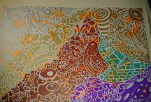 Rajzaim / Néha szoktam rajzolgatni