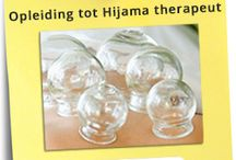 "Hijama & Cupping / Hijama (Cupping) is derived from the word 'HAJM ""what"" suck ""means. Cupping is a method in which a glass or plastic cup is placed at certain points on the skin and evacuated. This will meridians stripped of blockages and is locally achieved. Strong circulation This forgotten therapy was used by the ancient Egyptians, Greeks and the Far East."