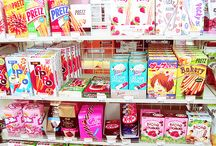 Japanese Candies and Snacks