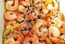 Shrimp / It's a kind of delicious shrimp