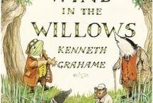 wind in the willows en andere verhaaltjes