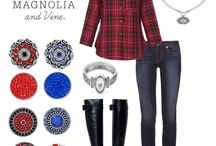 Magnolia and vine outfits