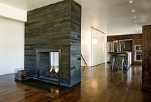 fire place central / renovation inspiration
