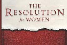 My Resolution