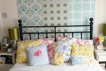 Home: Guest Room / Cozy and welcoming guest room ideas and interior design inspiration!