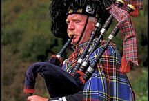 Bagpipes and Scotland